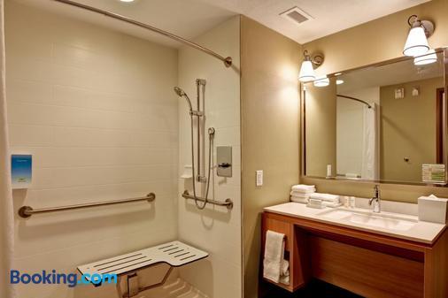 Home 2 Suites by Hilton Albuquerque/Downtown-University - Albuquerque - Bathroom