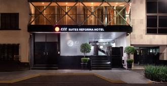 Exe Suites Reforma - Mexico by - Bygning