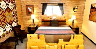 Canyons Lodge, A Canyons Collection Property - Kanab - Camera da letto