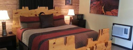 Canyons Lodge- A Canyons Collection Property - Kanab - Κρεβατοκάμαρα