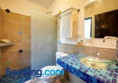 Tamarindo Blue Apartments - Tamarindo - Phòng tắm