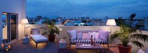 Sls Hotel South Beach - Miami Beach - Parveke