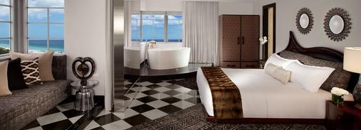Sls Hotel South Beach - Miami Beach - Bedroom