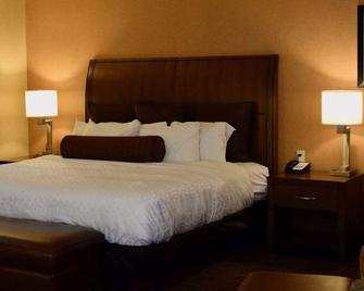 Evergreen Resort - Cadillac - Camera da letto