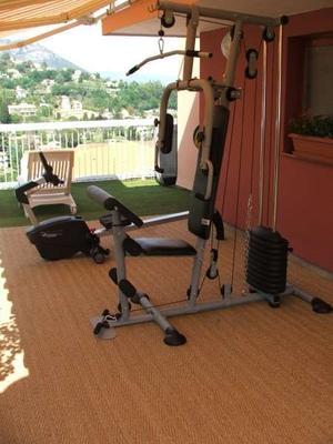 Hotel Diana - Vence - Gym
