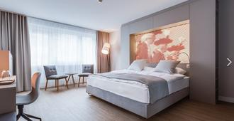 Hotel Wettstein - Basel - Soveværelse
