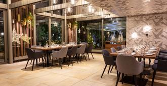Engimatt City & Garden Hotel - ציריך - מסעדה