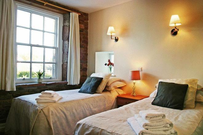 Ecclefechan Hotel - Lockerbie - Κρεβατοκάμαρα