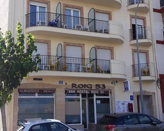 Hostal Roig 53 - Xàbia - Gebouw