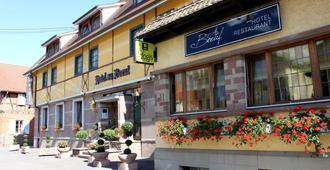 Hôtel au Boeuf - Blaesheim