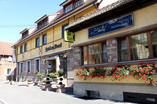 Hôtel Au Boeuf - Blaesheim - Building