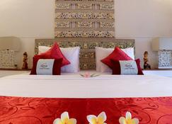 Cinta Cottages - Gili Trawangan - Bedroom