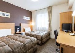 Comfort Hotel Kitami - Kitami - Schlafzimmer