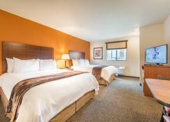 My Place Hotel-Jamestown, ND - Джеймстаун - Спальня