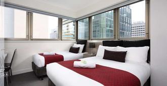 George Williams Hotel - בריסביין - חדר שינה