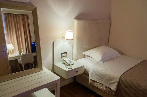 Sar'otel Hotel & Spa - Tirana - Makuuhuone