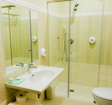 Sar'otel Hotel & Spa - Tirana - Kylpyhuone