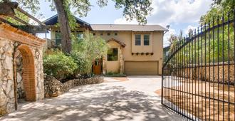 Luxury 4 Bedroom Home In Central Austin - Austin - Vista del exterior