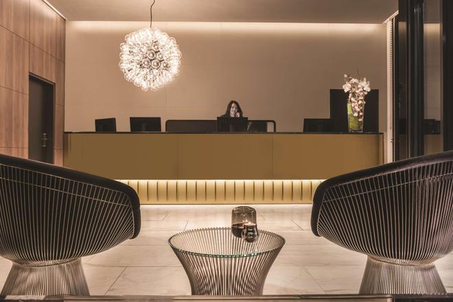 Adina Apartment Hotel Nuremberg - Norimberga - Reception