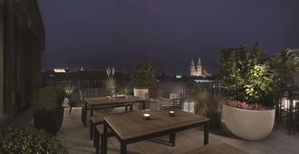 Adina Apartment Hotel Nuremberg - Nuremberga - Varanda