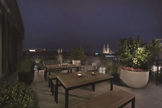 紐倫堡亞迪納公寓酒店 - 紐倫堡 - 紐倫堡 - 陽台