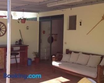 Casa El Hornillo - Puerto de Mogan - Huiskamer