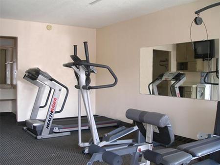 美洲最優價值酒店 - 拉雷多 - 拉雷多 - 健身房