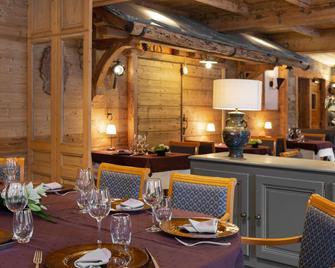 Brit Hotel Florimont - Faverges - Dining room