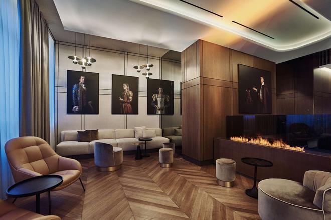 Radisson Blu Hotel, Kyiv City Centre - Kiew - Lounge