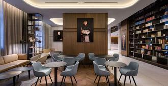 Radisson Blu Hotel, Kyiv City Centre - Kyiv - Lounge
