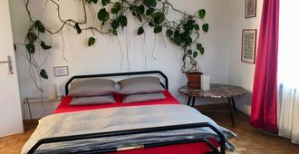 Dakini's Bed & Breakfast - Zurich - Bedroom