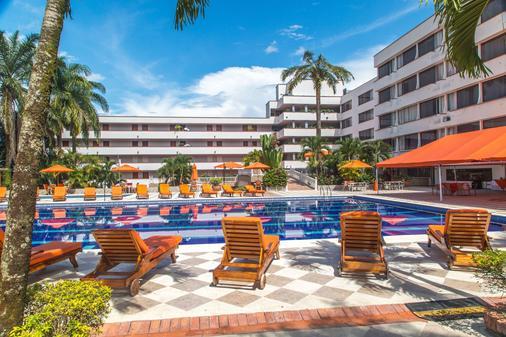 Hotel Del Llano - Villavicencio - Bể bơi