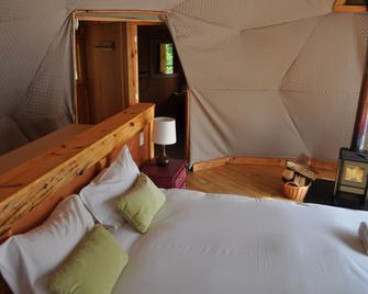 Patagonia Eco Domes - El Chaltén - Bedroom