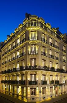 西端酒店 - 巴黎 - 巴黎 - 建築