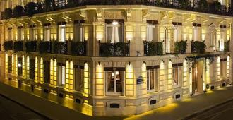 West End Hotel - Parigi - Edificio