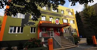 Holi Hostel Hotel - Berlin - Gebäude