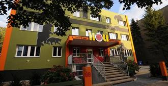 Holi Hostel Hotel - Berlino - Edificio