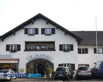 Landgasthof Zum Brückenwirt - Starnberg - Gebouw