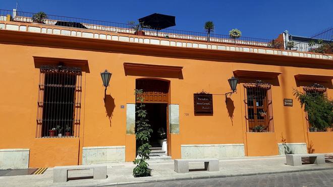 Parador Monte Carmelo - Oaxaca de Juárez - Gebäude