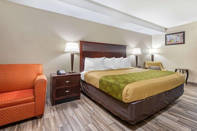 Econo Lodge Downtown - Augusta - Κρεβατοκάμαρα
