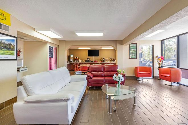Econo Lodge Downtown - Augusta - Σαλόνι