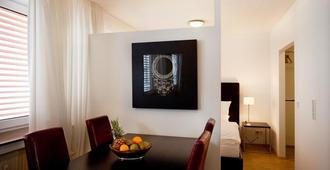 Hotel Aleksandra - דיסלדורף - חדר אוכל