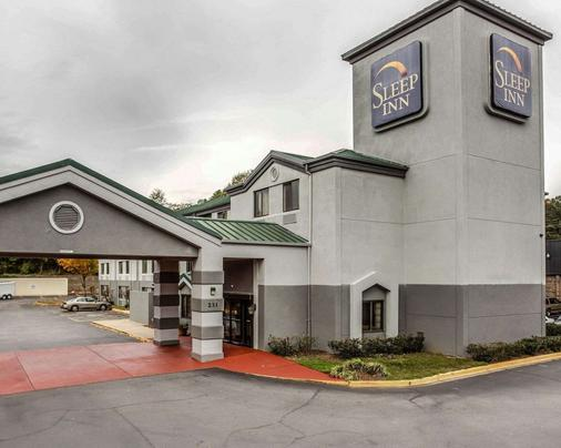 Sleep Inn Greenville - Greenville - Building