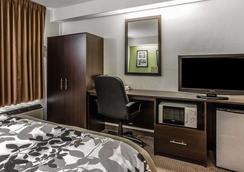 Sleep Inn Greenville - Greenville - Bedroom