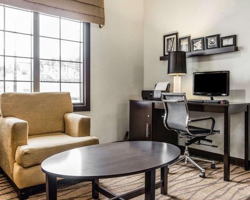 Sleep Inn Greenville - Greenville - Business Center