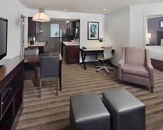 Hyatt House Belmont Redwood Shores - Belmont - Huiskamer