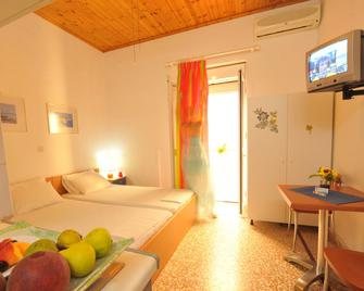Armonia - Loutra Edipsou - Bedroom