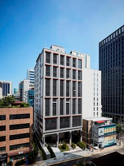 Hotel Newv - Seoul - Toà nhà