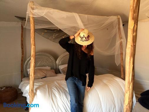 Kam Kam Dunes - Merzouga - Bedroom
