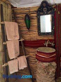 Kam Kam Dunes - Merzouga - Bathroom